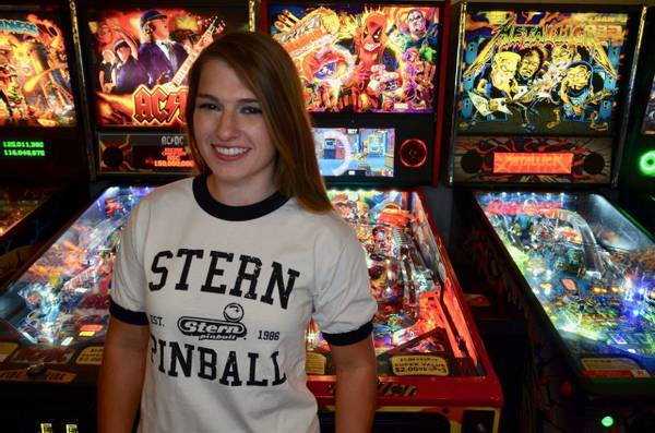 Stern Pinball PE Tee
