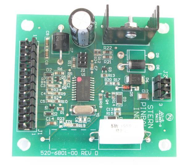 Metallica Magnet Processor Board