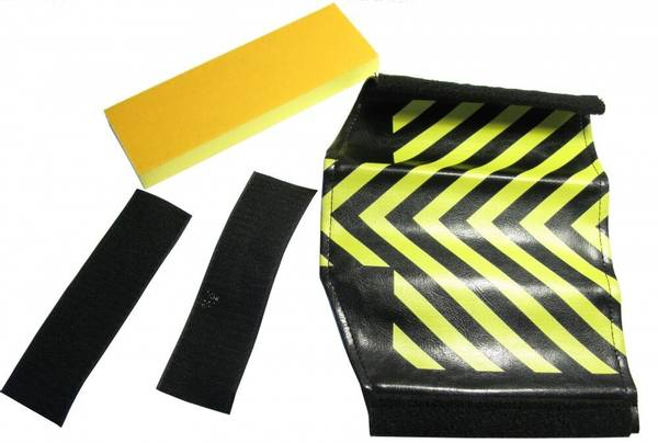 Image of Boxer Ball Arm Leather & Foam Set