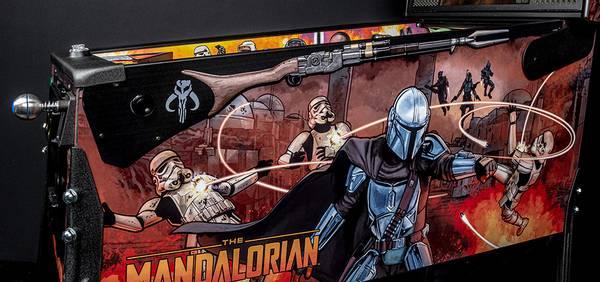 Mandalorian Custom Side Armor