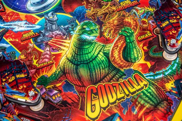 Godzilla Pro Edition