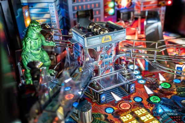 Godzilla Premium Edition